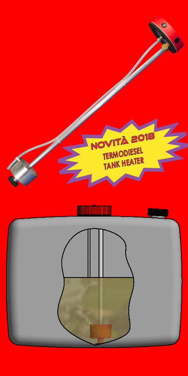 Termodiesel Tank Heater